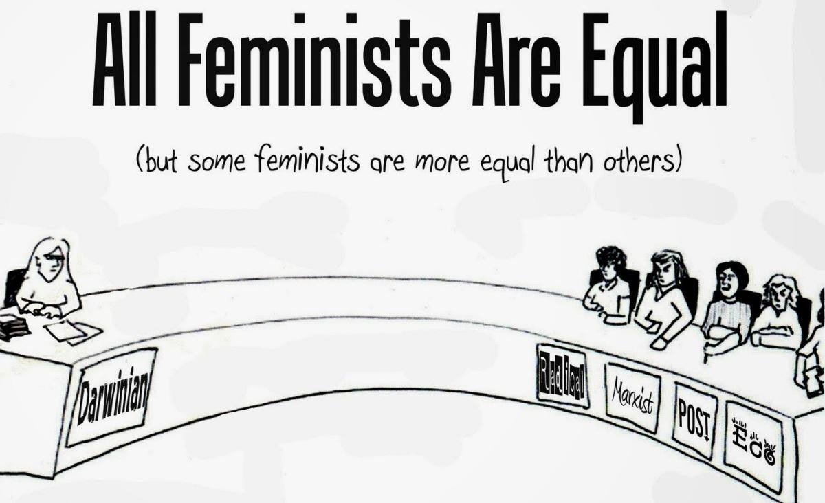 What Color Do You Think FeminismIs?